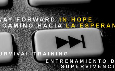 A Way Forward in Hope